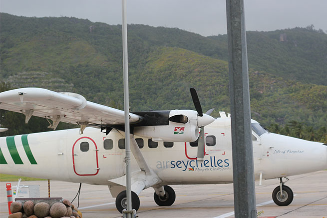 Fotoresa Seychellerna