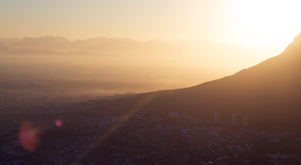 Cape Town i 50mm